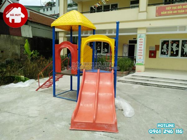 Sản xuất đồ chơi ngoài trời cho trường mầm non tại Bắc Ninh-6