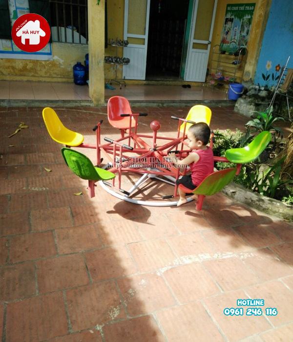 Sản xuất đồ chơi ngoài trời cho trường mầm non tại Bắc Ninh-8