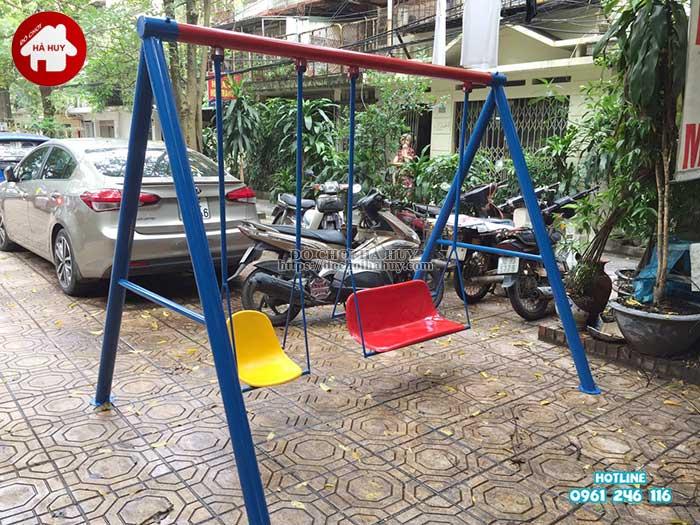 Sản xuất lắp đặt đồ chơi ngoài trời cho Quận Đoàn, Ba Đình, Hà Nội -6