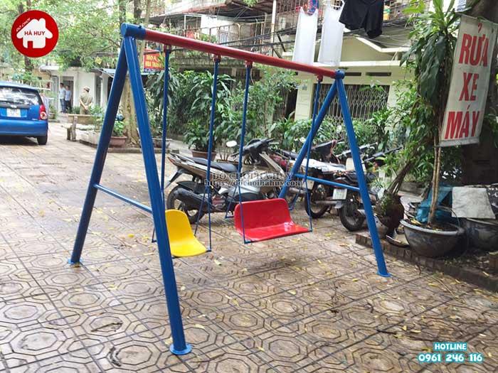 Sản xuất lắp đặt đồ chơi ngoài trời cho Quận Đoàn, Ba Đình, Hà Nội -7