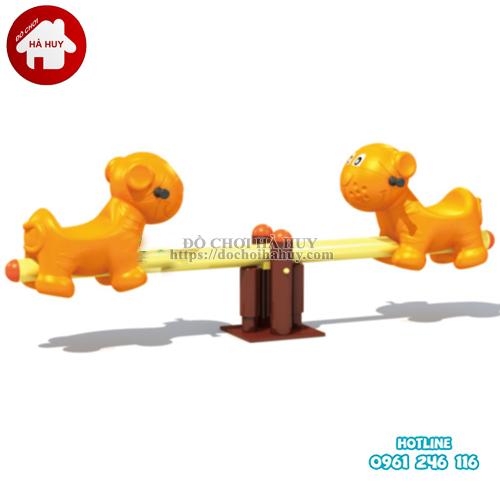 Các mẫu bập bênh đòn 2 chỗ nhập khẩu cao cấp tại đồ chơi Hà Huy-3