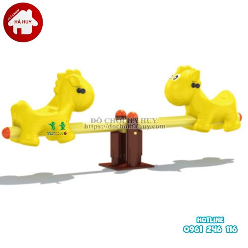 Các mẫu bập bênh đòn 2 chỗ nhập khẩu cao cấp tại đồ chơi Hà Huy-4