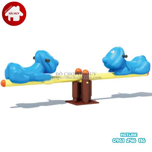 Các mẫu bập bênh đòn 2 chỗ nhập khẩu cao cấp tại đồ chơi Hà Huy-6