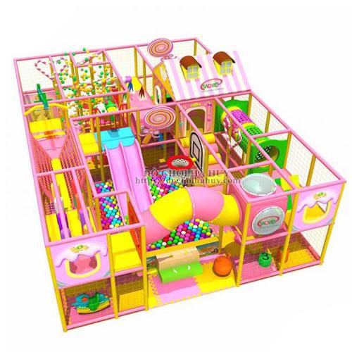 Khu vui chơi liên hoàn trẻ em giá rẻ LH-002