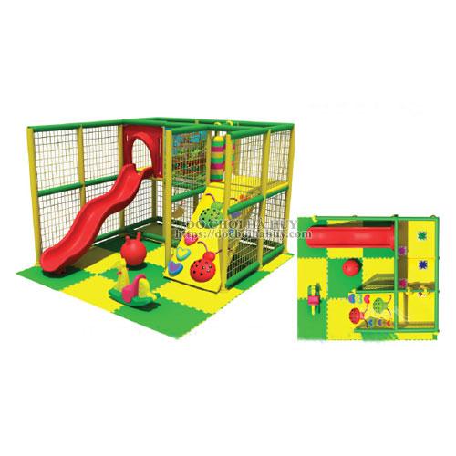 Khu vui chơi liên hoàn trong nhà cho trẻ LH-006