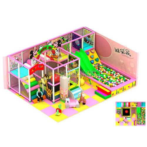 Nhà chơi liên hoàn cho các khu vui chơi LH-017