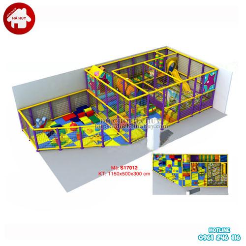 Nhà liên hoàn trong nhà khu vui chơi LH-008