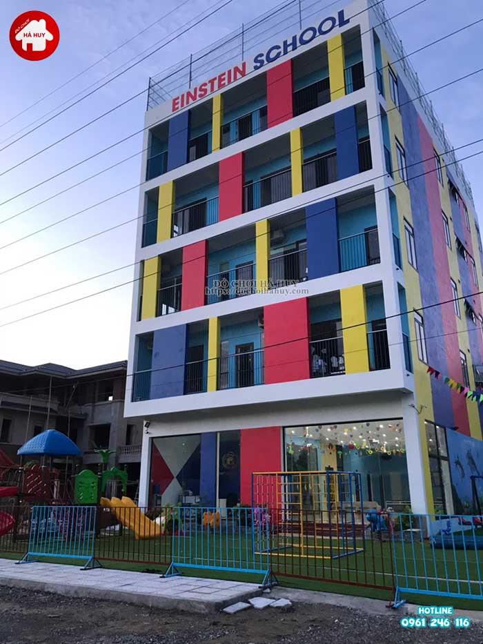 Sản xuất đồ chơi ngoài trời cho trường mầm non tại Ninh Bình-1