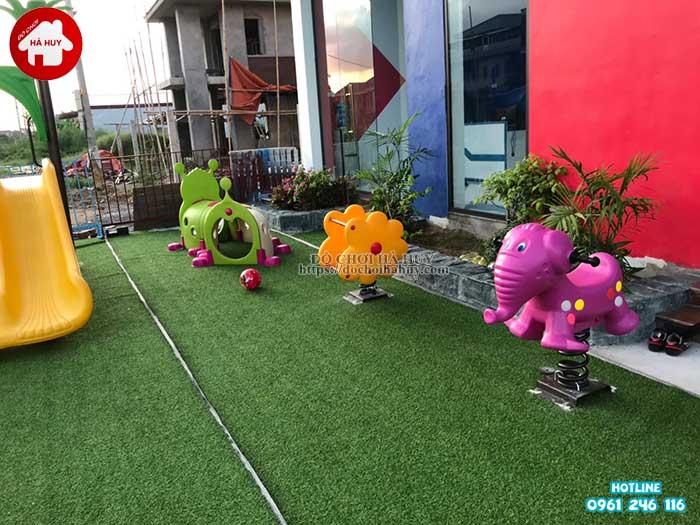 Sản xuất đồ chơi ngoài trời cho trường mầm non tại Ninh Bình-12