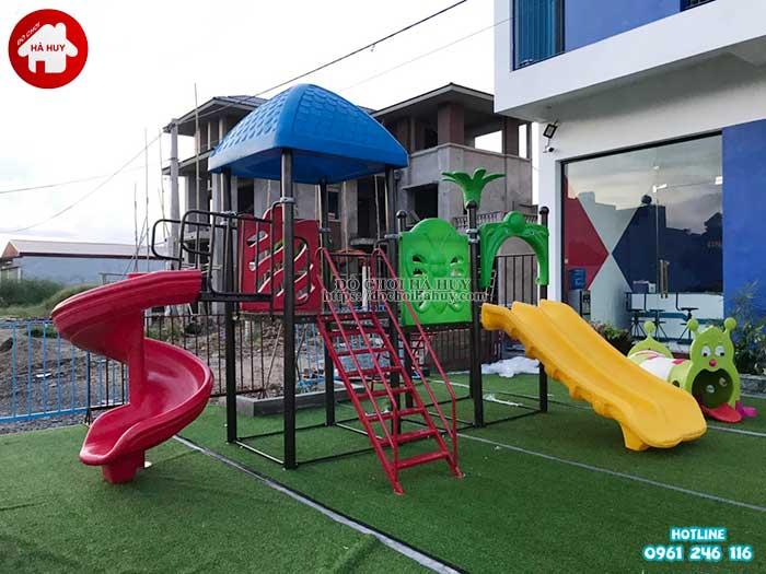 Sản xuất đồ chơi ngoài trời cho trường mầm non tại Ninh Bình-4