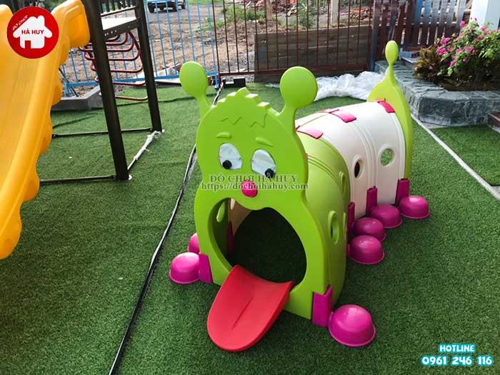 Sản xuất đồ chơi ngoài trời cho trường mầm non tại Ninh Bình-5