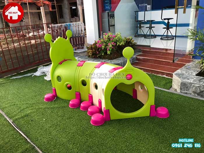 Sản xuất đồ chơi ngoài trời cho trường mầm non tại Ninh Bình-6
