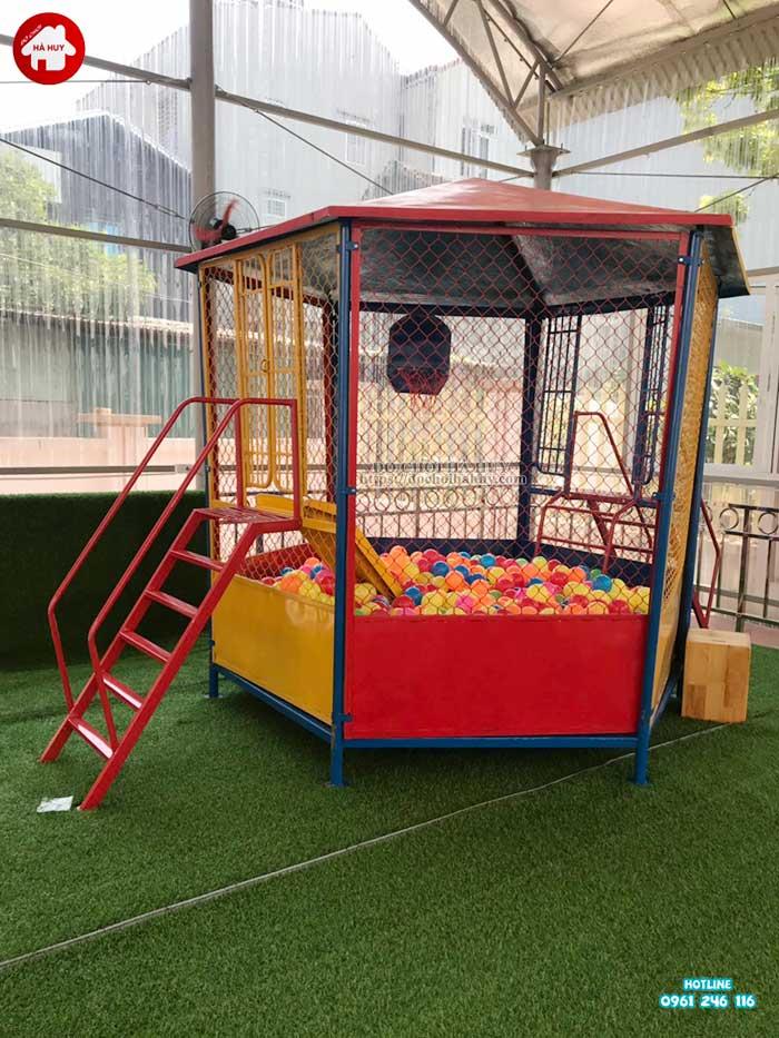 Sản xuất lắp đặt đồ chơi vận động cho bé tại Đông Anh, Hà Nội-1