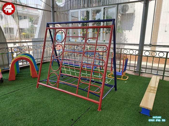 Sản xuất lắp đặt đồ chơi vận động cho bé tại Đông Anh, Hà Nội-4