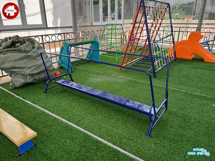 Sản xuất lắp đặt đồ chơi vận động cho bé tại Đông Anh, Hà Nội-5