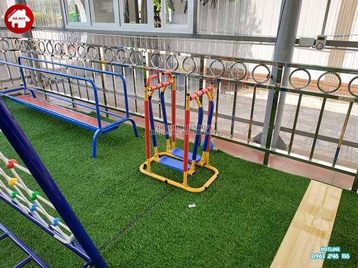 Sản xuất lắp đặt đồ chơi vận động cho bé tại Đông Anh, Hà Nội-6