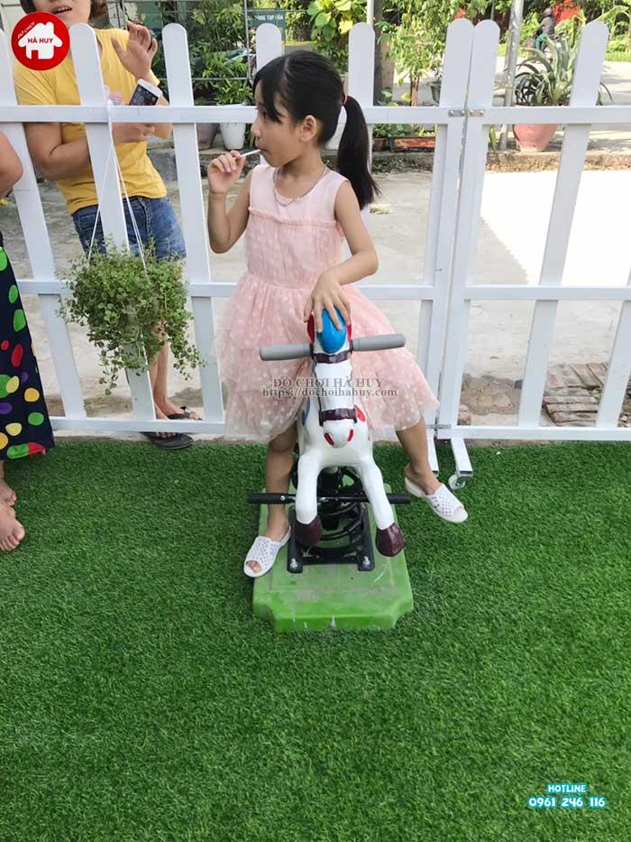 Sản xuất lắp đặt sản phẩm đồ chơi ngoài trời tại Mỹ Hào, Hưng Yên-6