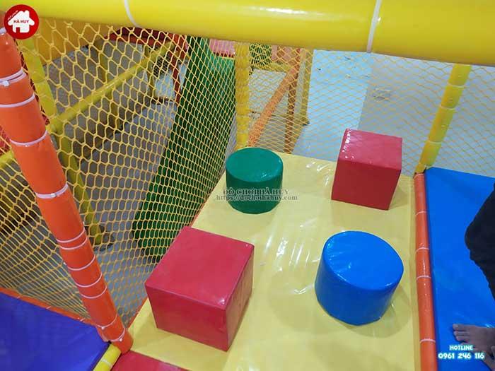 Thực tế nhà liên hoàn trong nhà khu vui chơi trẻ em-14