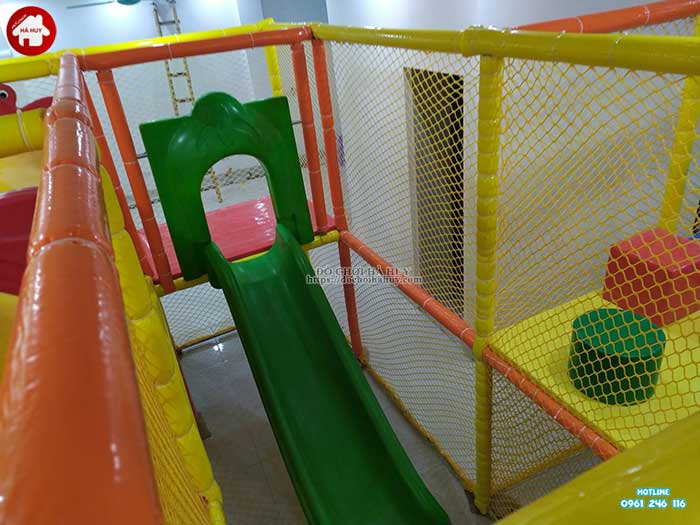 Thực tế nhà liên hoàn trong nhà khu vui chơi trẻ em-15