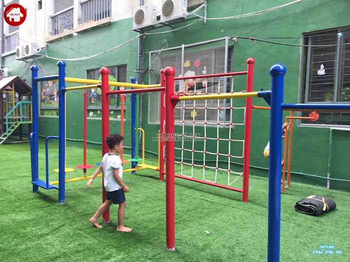 Sản xuất lắp đặt bộ vận động thể chất cho bé tại Hà Đông, Hà Nội-2