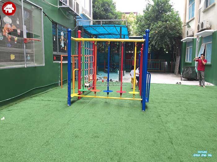 Sản xuất lắp đặt bộ vận động thể chất cho bé tại Hà Đông, Hà Nội-5