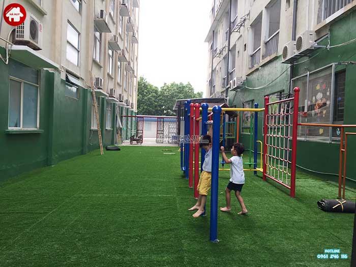 Sản xuất lắp đặt bộ vận động thể chất cho bé tại Hà Đông, Hà Nội-6