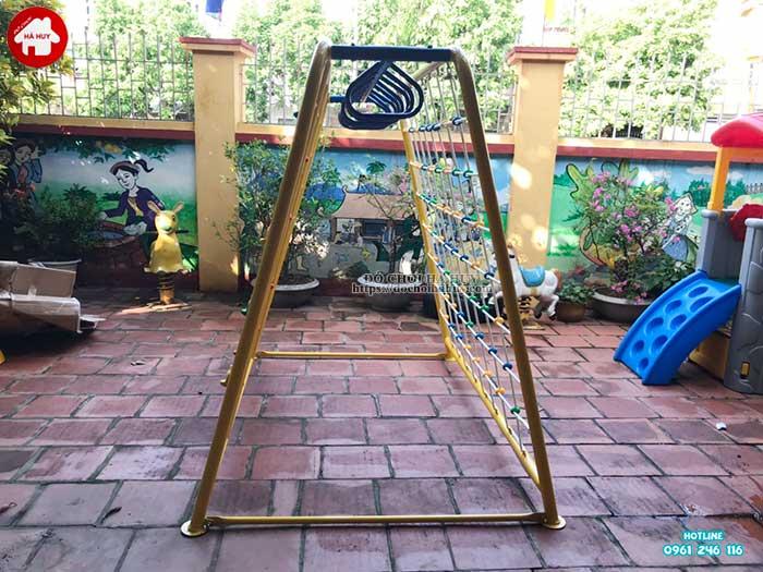 Sản xuất lắp đặt đồ chơi mầm non cho trường mầm non tại Hòa Bình-7