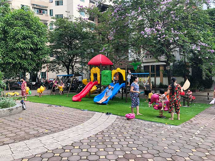 Cần mua những đồ chơi ngoài trời gì cho khu chung cư đô thị-3