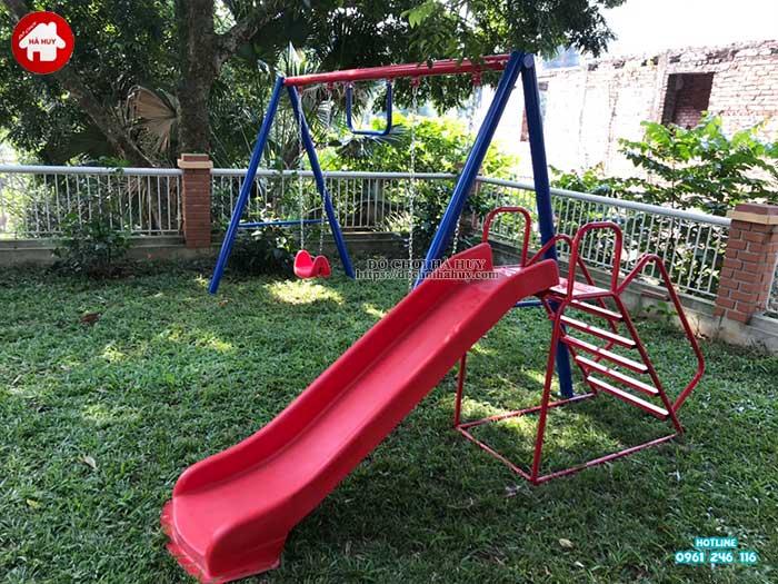 Sản xuất lắp đặt đồ chơi ngoài trời cho khách tại Ba Vì, Hà Nội-5