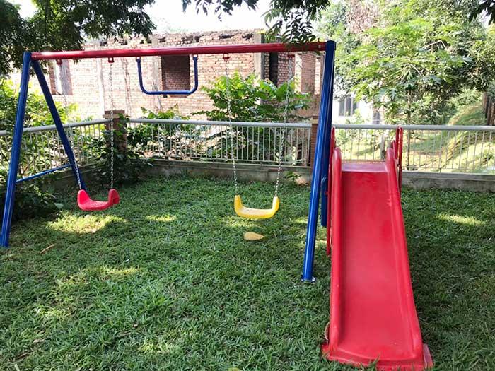 Sản xuất lắp đặt đồ chơi ngoài trời cho khách tại Ba Vì, Hà Nội-6