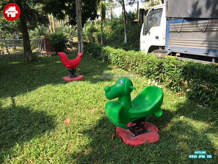 Sản xuất lắp đặt đồ chơi ngoài trời cho khách tại Ba Vì, Hà Nội-7