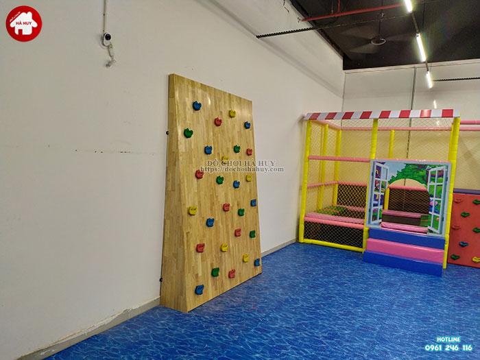 Sản xuất lắp đặt nhà liên hoàn trong nhà cho khách tại Hà Nội-4