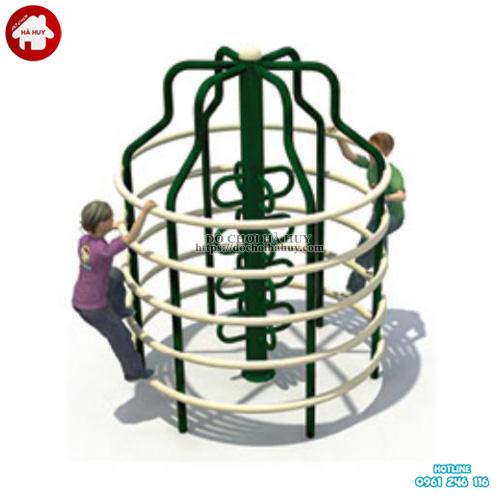 Bộ thang leo vận động thể chất cho trẻ em HB1-019