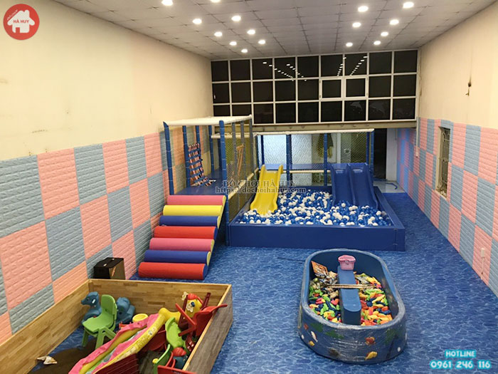 Nhà liên hoàn khu vui chơi trẻ em giá rẻ LH-029hà