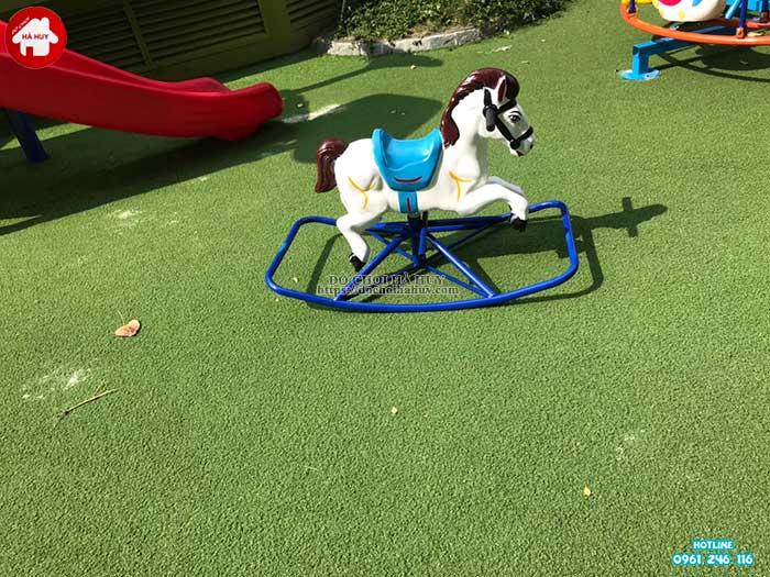 Sản xuất lắp đặt đồ chơi vận động ngoài trời cho khách tại Hà Nội-6