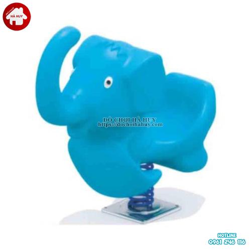Thú nhún cho bé hình con voi giá rẻ tại hà nội HB2-359
