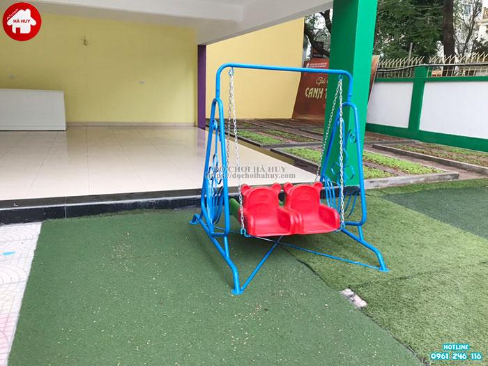 Sản xuất lắp đặt đồ chơi ngoài trời cho trường mầm non tư thục Lomoxop tại Hà Nội-4