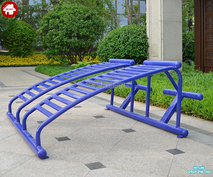 Ghế gập lưng bụng đôi HDC1-017-2