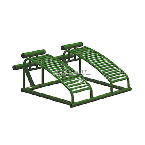 Ghế gập lưng bụng đôi HDC1-017