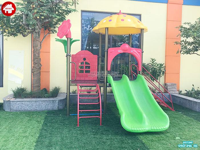 Sản xuất đồ chơi ngoài trời cho khu vui chơi trẻ em tại Quảng Bình-3