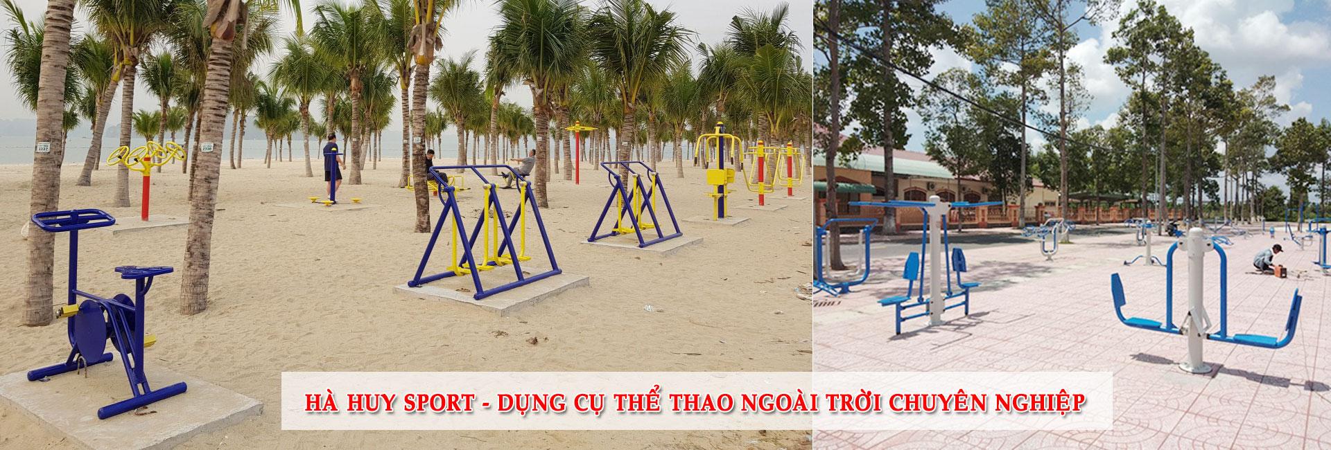 Dụng cụ thể thao ngoài trời - Hà Huy Sport