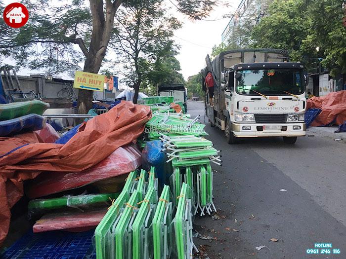 Cung cấp bàn ghế nhựa mầm non số lượng lớn cho khách tại Sơn La-1