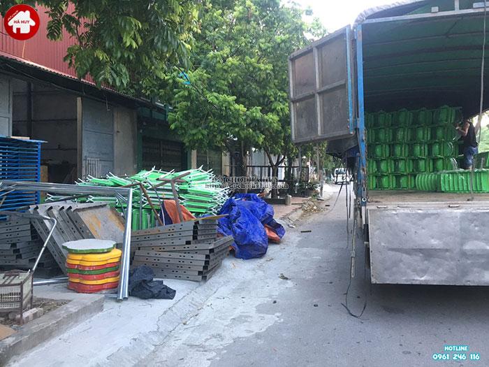 Cung cấp bàn ghế nhựa mầm non số lượng lớn cho khách tại Sơn La-4