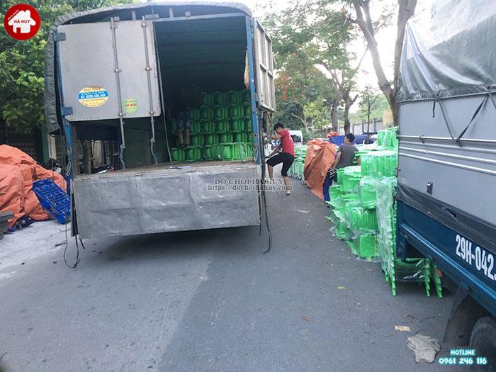Cung cấp bàn ghế nhựa mầm non số lượng lớn cho khách tại Sơn La-5