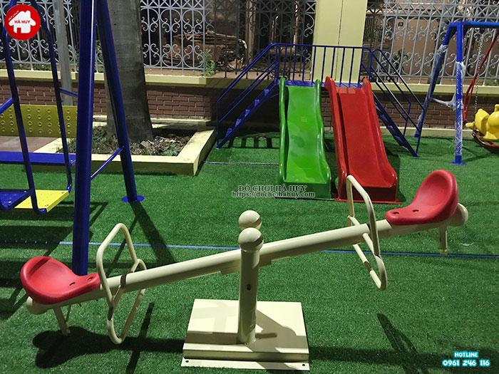 Sản xuất lắp đặt đồ chơi ngoài trời cho sân chơi trẻ em tại Đông Anh-6