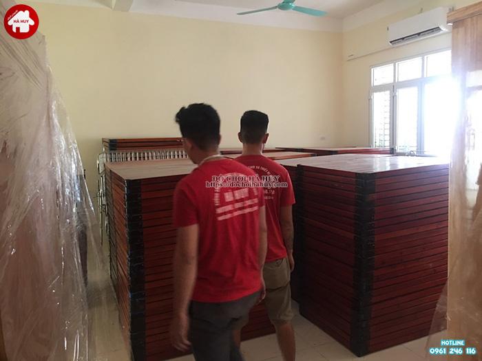 Sản xuất sản phẩm nội thất mầm non cho trường mầm non tại Bắc Ninh-4