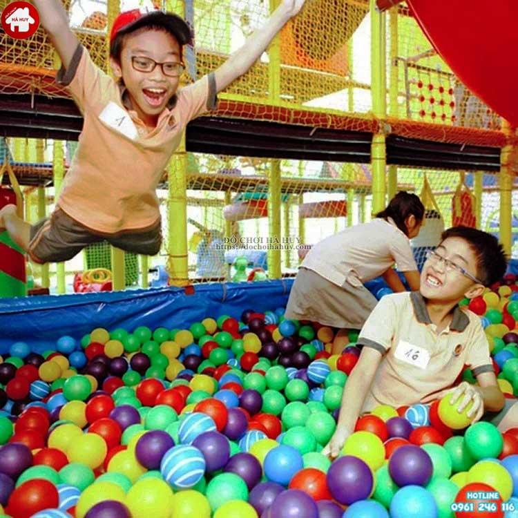 Kinh doanh khu vui chơi trẻ em