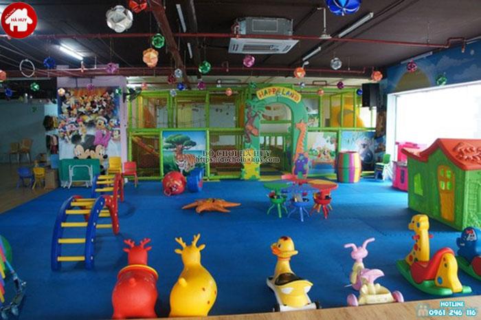 thủ tục pháp lý mở khu vui chơi trẻ em