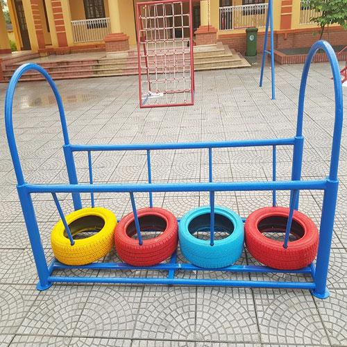 Cầu thăng bằng lốp xe cho bé HB1-024