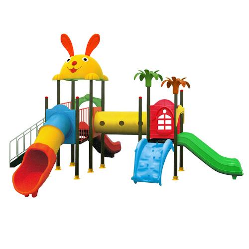 Bộ đồ chơi liên hoàn ngoài trời 3 khối ống chui cho bé HH-578